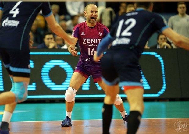 Zenit Kazan Wins Over Leon S Perugia Realnoevremya Com