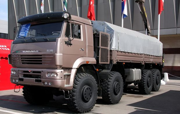 Vietnam Applies Duty Reduction For Kamaz Trucks