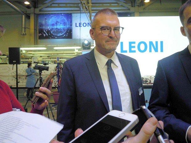 German Leoni increased production twofold — RealnoeVremya com