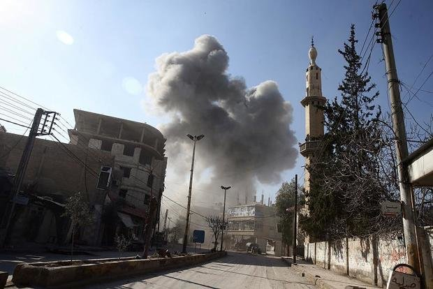 Syria: 560 killed, 2000 injured in Ghouta in 9 days