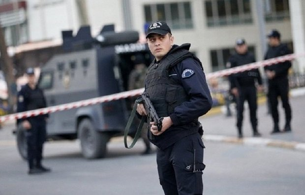 Turkey detains 42 suspected militants in raids