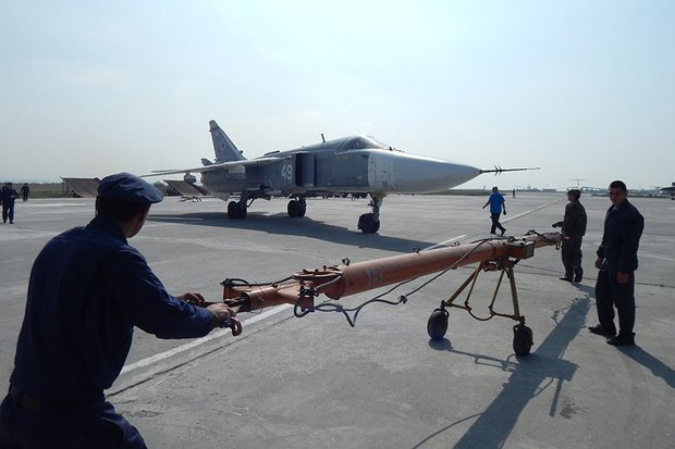Syrian rebels launch 'drone attack' on Russian airbase in Latakia