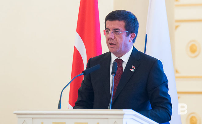 Minister of Economy of Turkey: ''We would like to participate in almost every project because we are really good at this issue''
