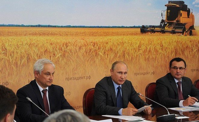 Russia's key agricultural firms suspected of tax evasion