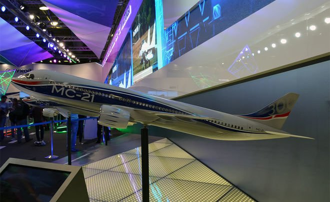 Russia to present competitor to Boeing 737 MAX this summer