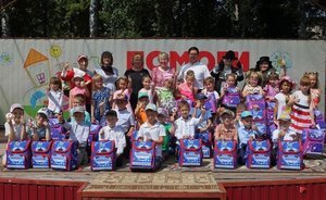 TAIF-NK in Nizhnekamsk launches Help Go to School campaign
