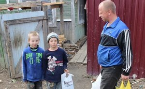 Poverty level reducing in Russia… A million of the needy less