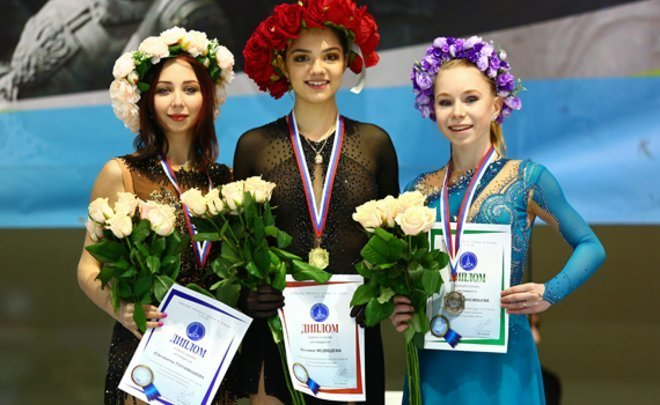 Medvedeva wins, Tuktamysheva is second. Who will be selected for the championships of the ''doomed''?
