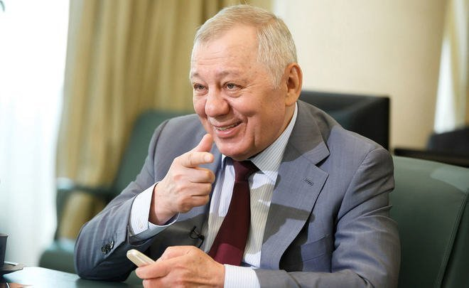"Albert Shigabutdinov: ""I really want to participate in the formation of a new TAIF team"""