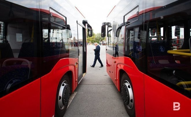 Kazan to join federal experiment with public transport. Fares can increase