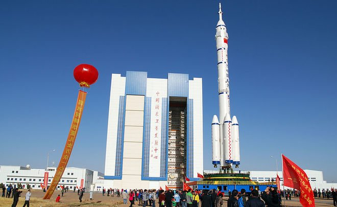 China seeking to become leading space power