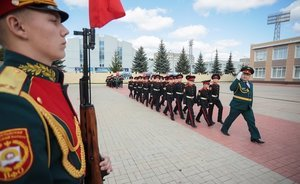 Under strong wing: TAIF-NK continues to help Tatarstan Cadet Corps