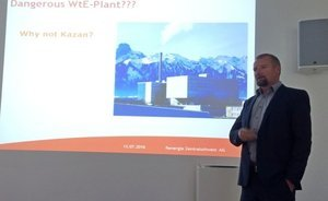 Head of a Swiss incinerator: ''I've worked at the plant for already 30 years and would have been dead by now''