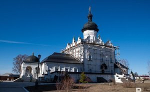 Assumption Cathedral of Sviyazhsk ready to receive pilgrims and tourists