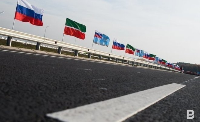 M12 routing variants: what toll motorway's route in Tatarstan to be like