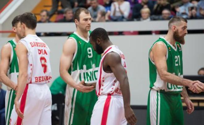 Being in one's shoes: UNICS clinches a victory from Crvena Zvezda in 60 seconds