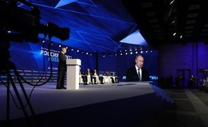 "Putin about Moscow-Kazan HSR: ""In principle, financing is possible, even from National Wealth Fund, but what will be a return?"""