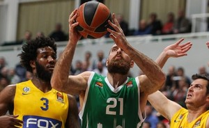 Without Andrew Goudelock but 'plus one': Maccabi leaves Kazan with victory