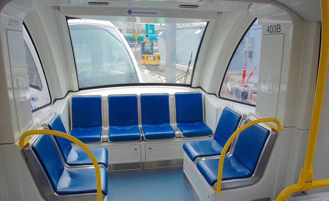 Russian companies developing self-driving tram
