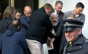 ''US to do everything Assange received maximum sentence''