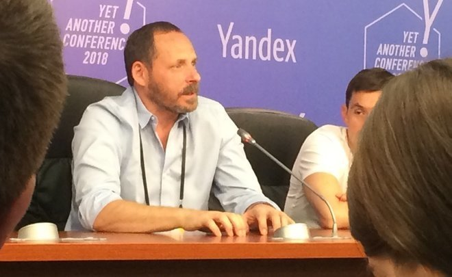 Arkady Volozh, Yandex: ''When we started Alice, we thought it was just another experiment, demo...''