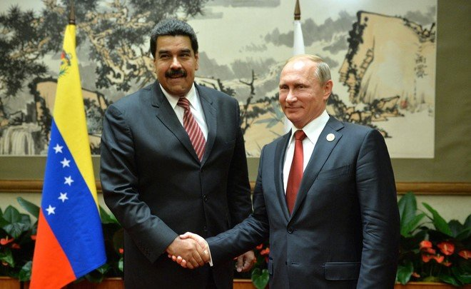 Russian delegation to help Venezuelan officials manage crisis economy