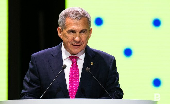 "Rustam Minnikhanov: ""One chopped tree taught us to consider the citizens' opinion"""