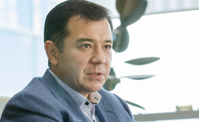 Ruslan Gizzatullin: 'It is important to understand the task of the union of generating and grid companies'