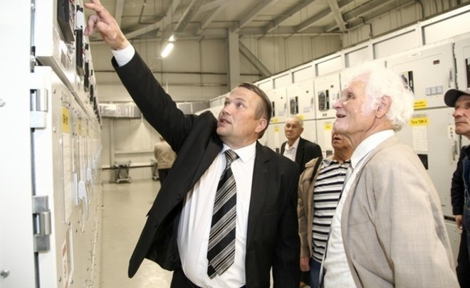 At the source of heat and light: energy veterans visit Kazan CHPP-3