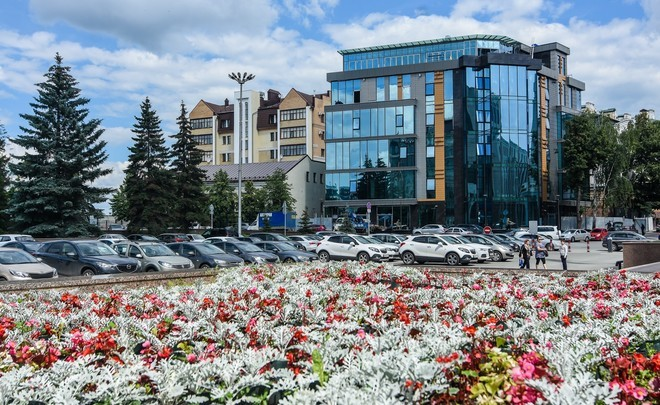 Go for a rise: TAIF builds smart-office in the centre of Kazan
