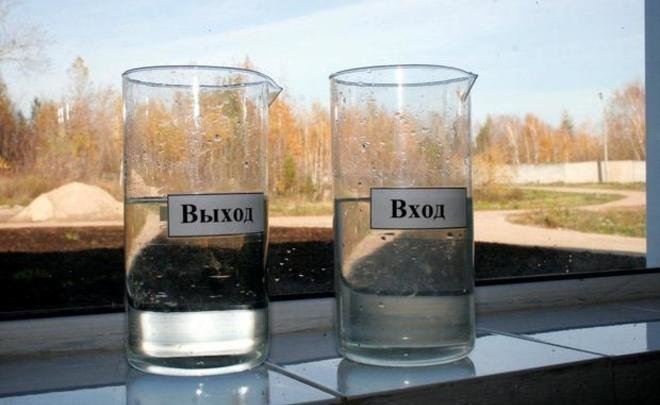 How to make tap water drinking and industrial effluents in Volga River cleaner than Volga water itself
