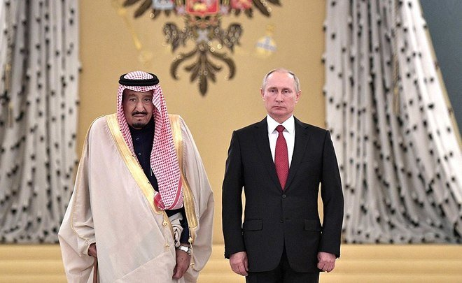 Saudi Arabia and Russia likely to invest in each other's energy projects