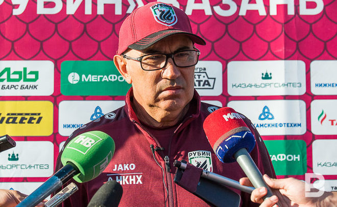 Kurban Berdyev: ''I can guarantee there won't be indifferent people on the pitch''
