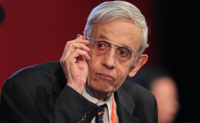 John Nash's Beautiful Mind: Adam Smith's debunking and 30 years of madness
