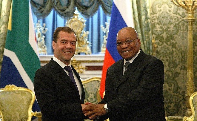 Africa remains promising market for Russian industrial goods
