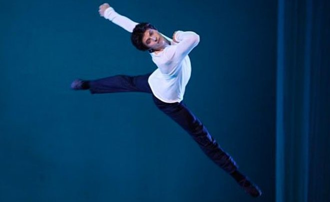 Lord Voldemort from Harry Potter to shoot a Kazan ballet dancer in the role of Rudolf Nureyev