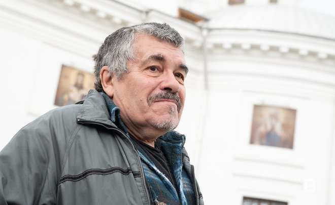 "Restorer Valery Kosushkin: ""Sviyazhsk murals are unique because there're no others like them"""