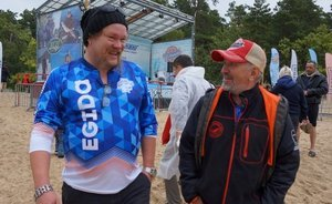 362 trophy fish for two competition days and Ville Haapasalo at closing ceremony