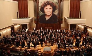 Schnittke meets with Shostakovich