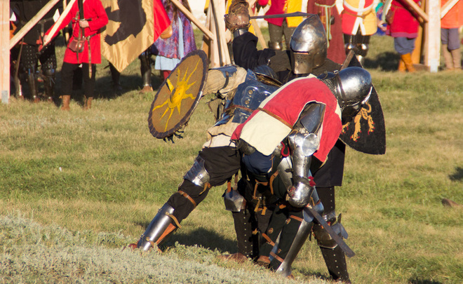 Medieval battles of the Great Bolgar to enter the international arena