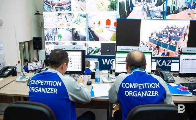 "WorldSkills Kazan 2019: ""We can see everything on surveillance cameras"""