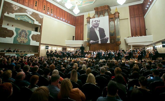 Aleksandr Sladkovsky: ''Rakhlin was not only a great conductor''