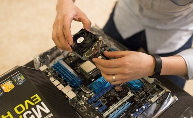 Bitcoin rush makes citizens of Kazan buy video cards in the USA