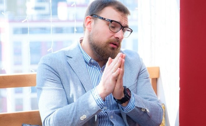 Mikhail Gavrilov: ''The majority of startuppers faff about, therefore, they don't get money''