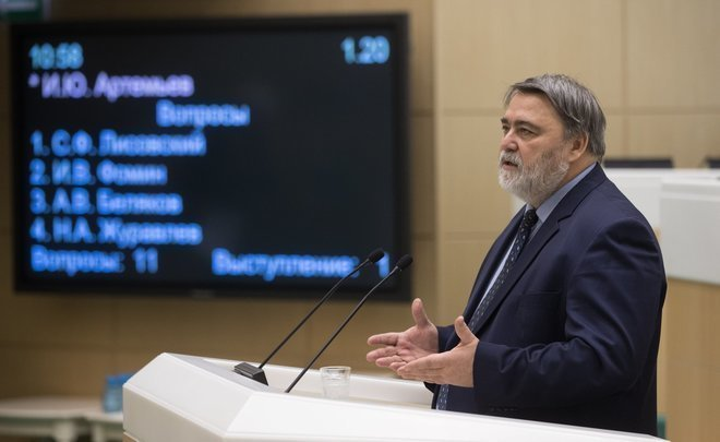 Igor Artemyev sees a hand of carriers in soared prices for flight tickets