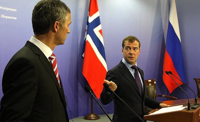 Norway and Finland reviving relations with Russia