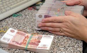 Silence is golden. Ruble braces for news from USA