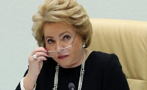"Valentina Matviyenko: ""Benefits are state investments, not incentives for the chosen few"""