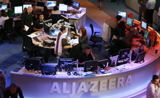 ''If we let Al Jazeera keep silent today, tomorrow there won't be any independent media in the Arab world''