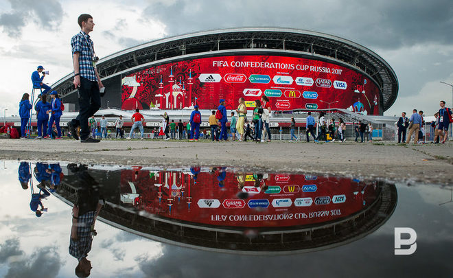 Kazan Arena given the concept: after the World Cup there will be a shopping mall and cinema